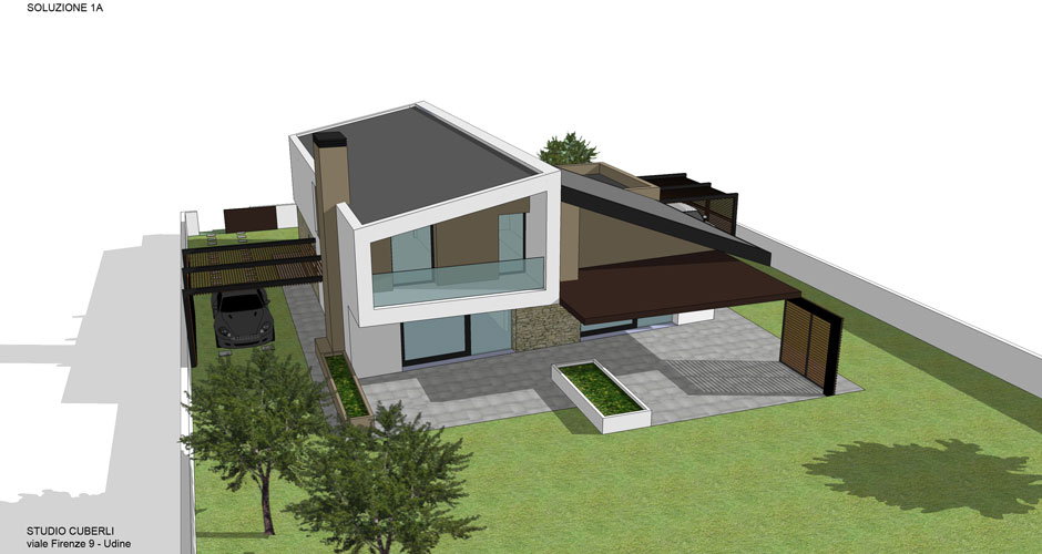 turnkey design designing villas in udine
